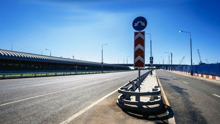 Дорога - Открыт второй участок магистрали Солнцево – Бутово – Варшавское ш.