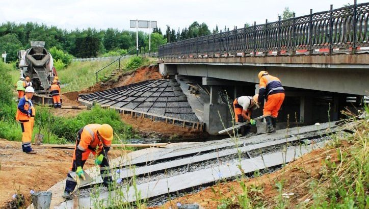 В пос. Сосенское построят производственную базу для ремонта мостов и тоннелей