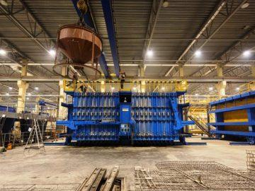 Порядка 15 млрд руб. планируется вложить в завод в ТиНАО