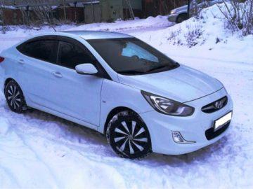 Полицейские ТиНАО задержали подозреваемого в краже, автомобиль Хендай Hyundai