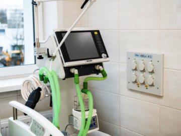 Обучающий центр начал работу в новой инфекционной больнице в ТиНАО