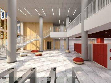 ГК «А101» получила разрешение на строительство школы в Новой Москве