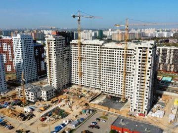 В ЖК «Румянцево-Парк» завершены монолитные работы второго корпуса проекта