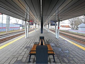 Ежедневный пассажиропоток станции «Внуково» увеличился на 10% за неделю