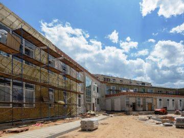 Школа и детский сад в ЖК «Остафьево» готовятся в вводу