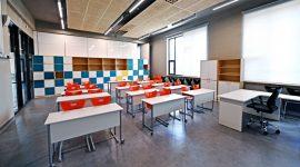 Собянин осмотрел строящиеся школу и детский сад в Коммунарке