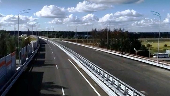 Открытие московского участка ЦКАД улучшит инвестиционную привлекательность ТиНАО