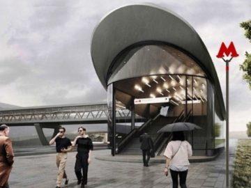 Станцию метро «Новомосковская» украсит скульптура Даши Намдакова