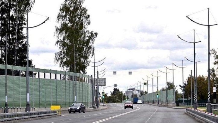 В ТиНАО открыли две новые дороги